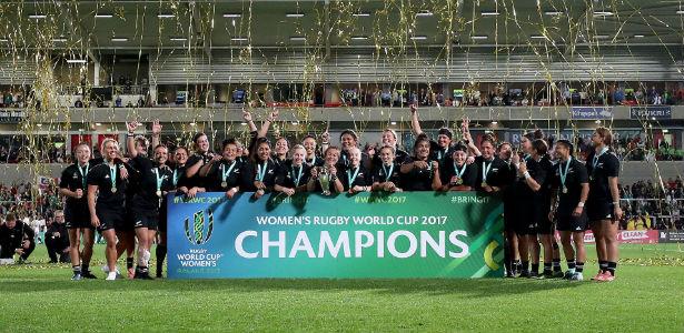 Nueva Zelanda campeona mundial
