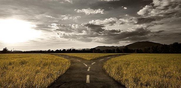 ¿Hacia donde ir?